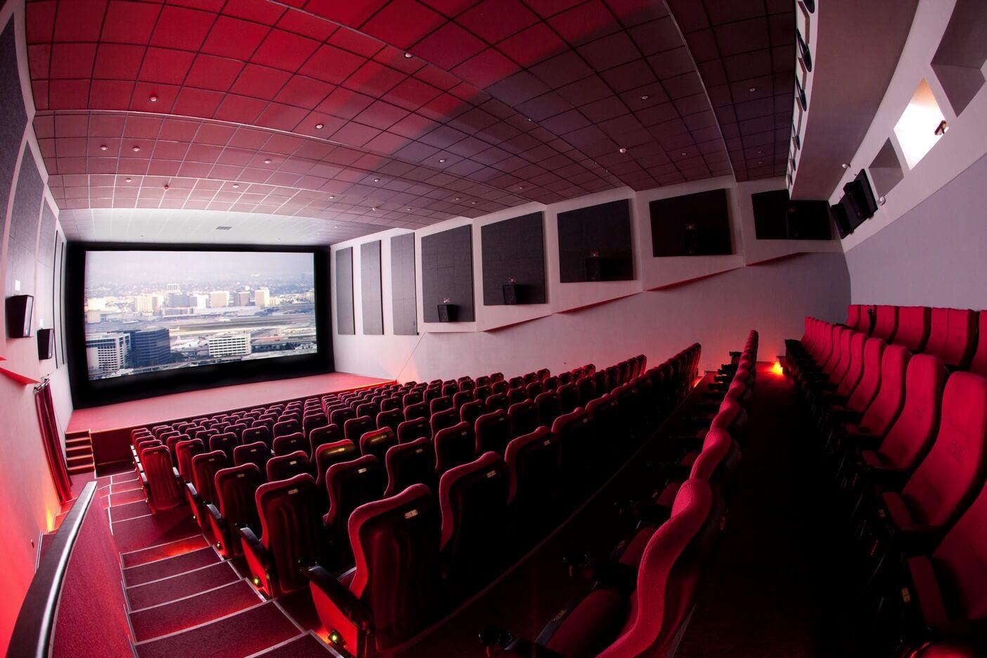 Документы для открытия кинотеатра
