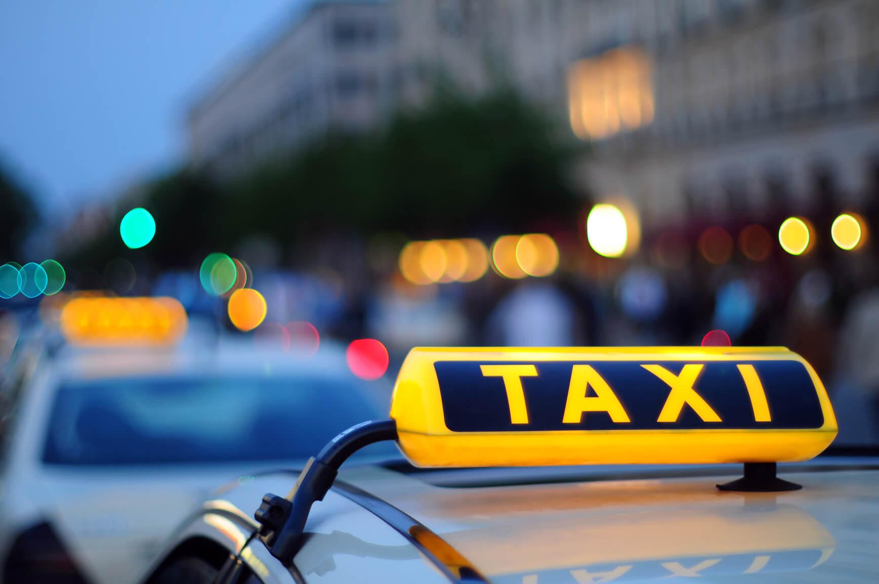 Документы для открытия такси